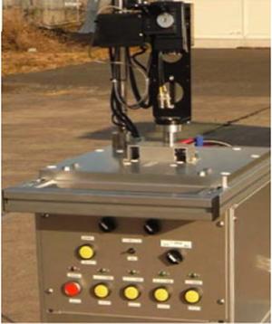 3次元リアルタイム姿勢制御装置